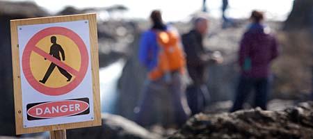 Island Sicherheit auf Reisen Tipps